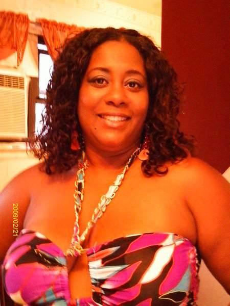 Show and Tell Trinidad on the Curvy Fashionista