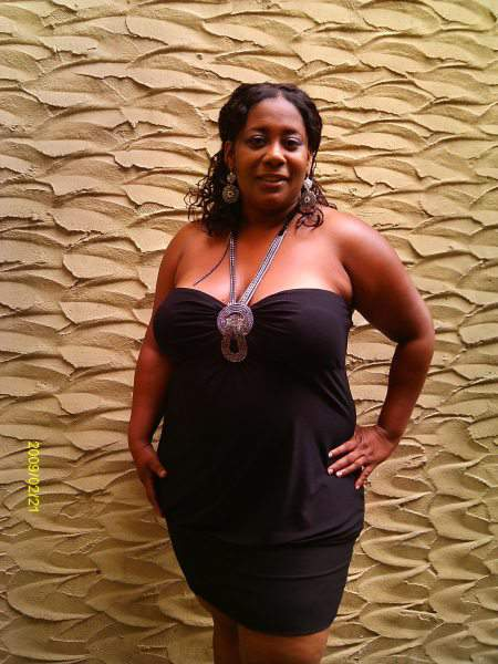 Show and Tell Trinidad on the Curvy Fashionista