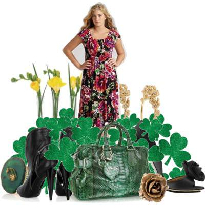Pinch Me… Fashioning the ST. Pattys  Day Curves