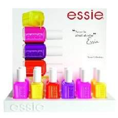 Summer's Neon Trend Delivered by Essie!