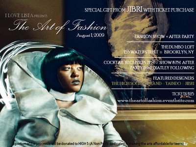 79e31d22018 Save the Date  Jibri Debuts Fall 2009 Collection in New York City