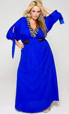 Monif C Plus Sizes Sizzles with her new Summer Collection!