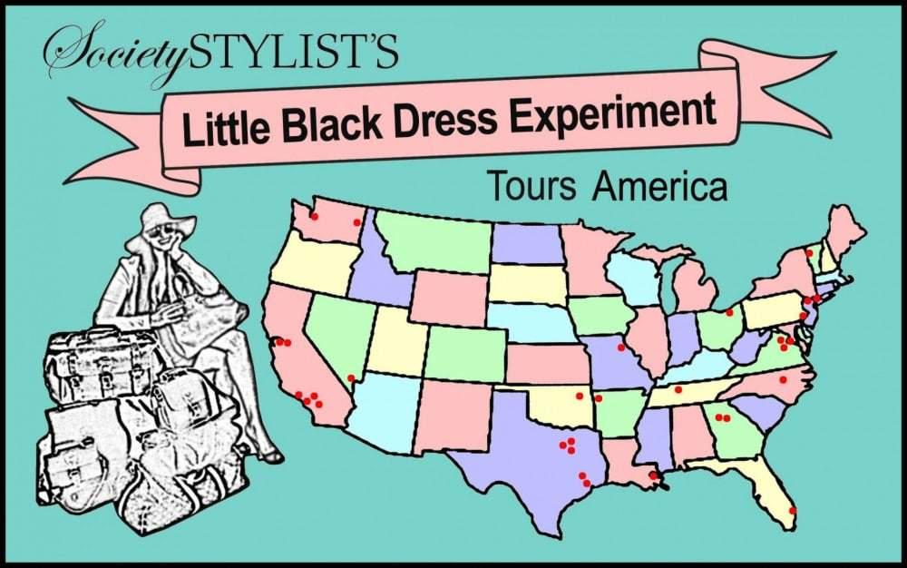 1 dress+31 bloggers=The Little Black Dress Experiment