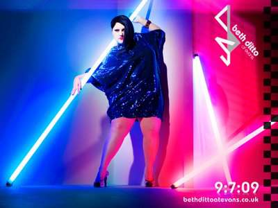 Beth Ditto for Evans UK brings Plus Size Fashion with an attitude