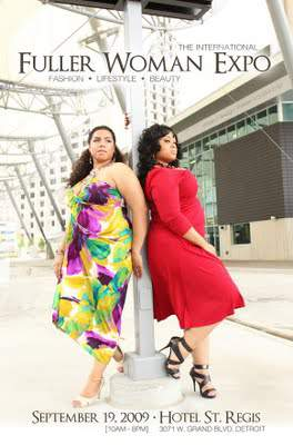 The Fuller Woman Expo- the Largest International Expo for Plus- Size Women