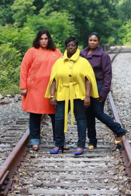 Plus Size Designer Outerwear on Trend for Fall