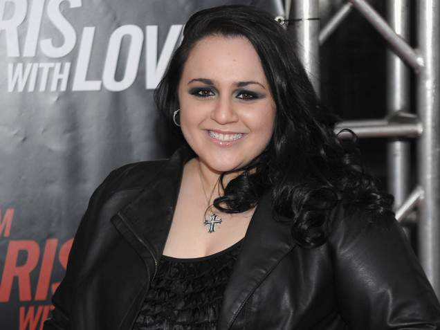 Nikki Blonsky Loves Being 'Huge'