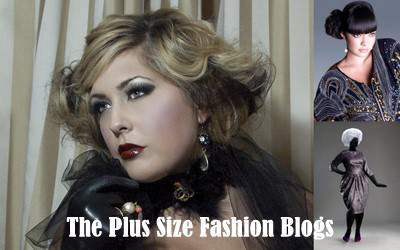 Plus size style and fashion blogs