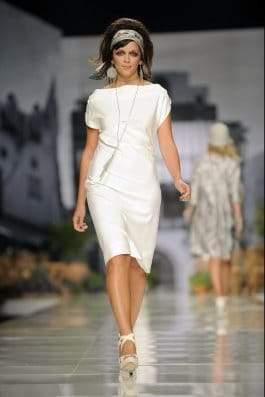 6ae64b036378 Milan shuns plus size designer Elena Miro- yet she still delivered ...