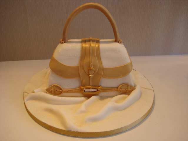 Jimmy Choo Birthday Cake