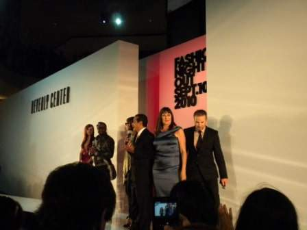 Fashion's Night Out and the Curvy Fashionista