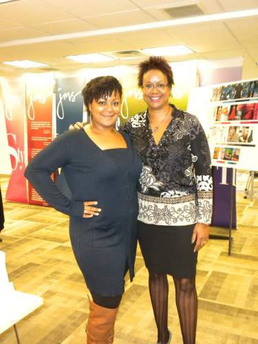 The Curvy Fashionista and the Just My Size Style Symposium with Harriette Cole