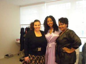The Curvy Fashionista and the Just My Size Style Symposium