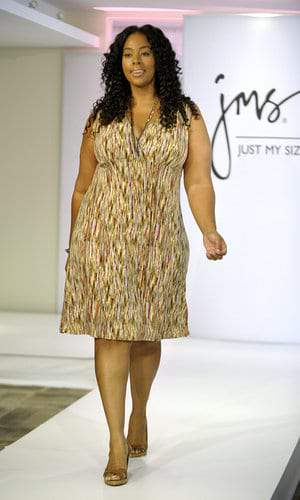 Just My Size Style Symposium Fashion Show
