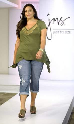Just My Size Style Symposium Fashion Show