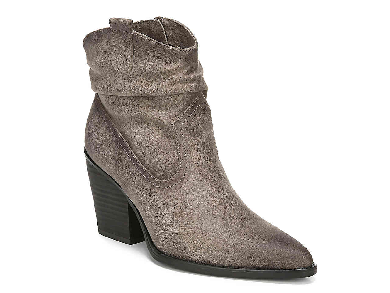 Soul Naturalizer Maxime Western Bootie- Wide width boots at DSW