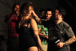 Plus size Model Tara Lynn Shoots for Brazilian lingerie brand Pliè