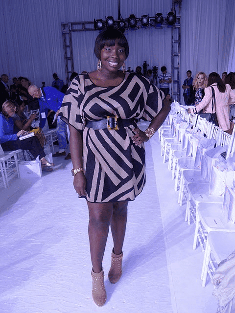 Plus size fashion blogger Stylish Curves takes on Calvin Klein in Plus Size