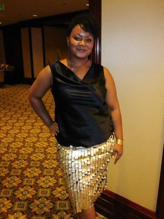 The Curvy Fashionista in Rani Zakhem
