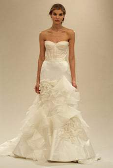 Reem Acra Bridal in Plus Size by Curvaceous Couture