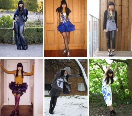 Fashion Blogger Susie Bubble