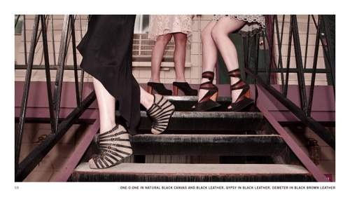 Left Speechless with Jeffrey Campbell S/S 2011 Lookbook