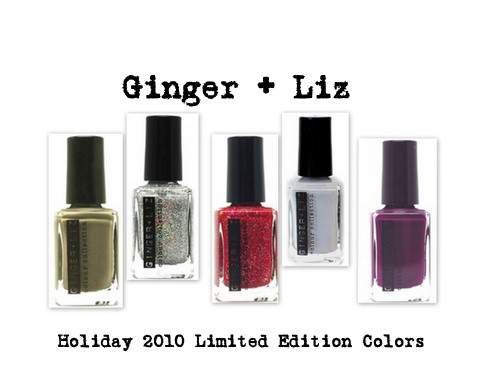 2010 Limited Edition Holiday Collection by Ginger and Liz