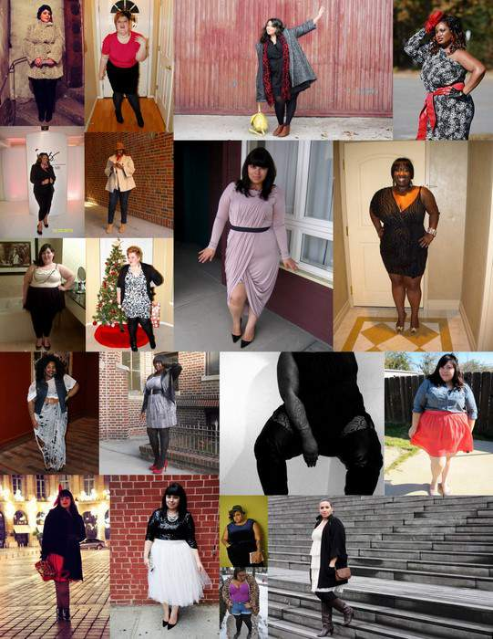 The Best Dressed Plus Size Bloggers- Saks in the City