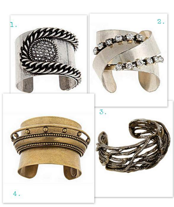 Bracelets at Max and Chloe