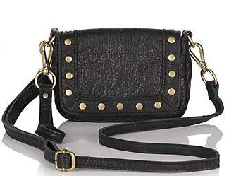 Linea Pelle Cross body Bag Giveaway on The Curvy Fashionista