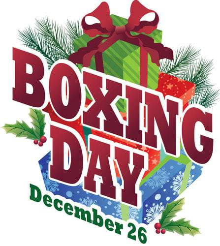 Plus Size Boxing Day Deals