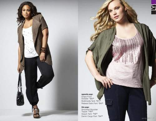 Kmart's Love your Style, Love your Size Campaign
