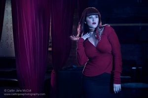 Show and Tell: Teer Wade on The Curvy Fashionista