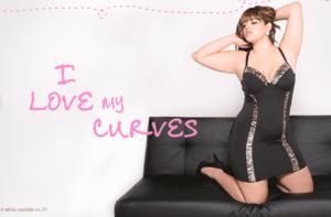 Plus Size Model Denise Bidot