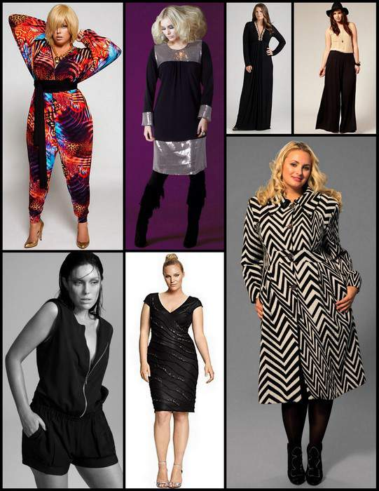 Plus Size Spring 2011 Trends - The 70's