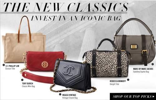 Handbags at Shopbop