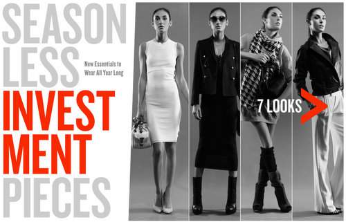 The Look Books at Shop Bop
