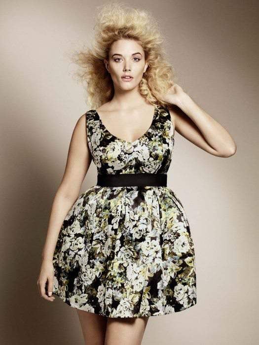 H&M Plus Size Collection: Inclusive