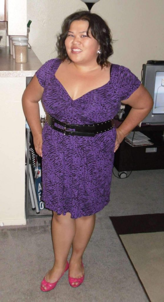 Show and Tell On The Curvy Fashionista: Nisa