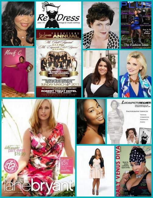 Full Figured Fashion Week 2011 Award Winners
