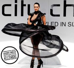 City Chic at L'Oreal Melbourne Fashion Show