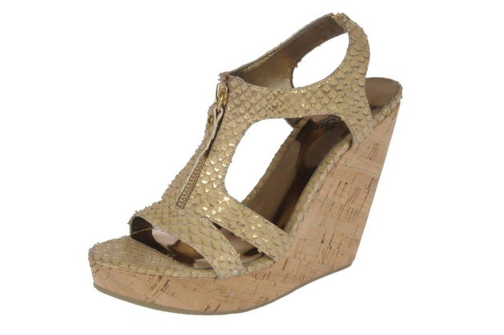 Carlos Santana Spring 2011 Wedges: Pursuit