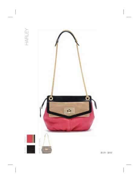 Be & D Spring 2011 Handbags