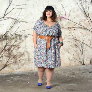 Big Beauty for La Redoute for TAILLISSIME