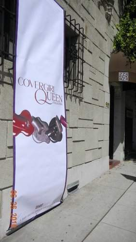 CoverGirl Queen Collection BET Beauty Lounge