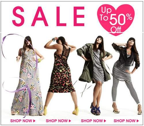 Plus Size Designer Anna Scholz Summer Sale