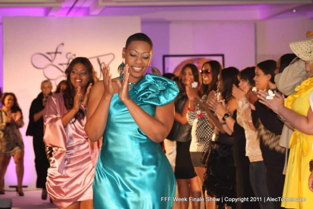 Full Figured Fashion Week 2011