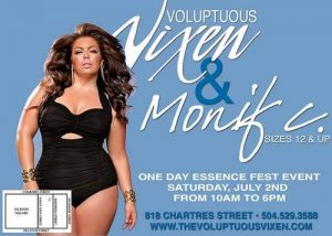 Essence Music Festival 2011 Shopping Event with Monif C and Voluptuous Vixen