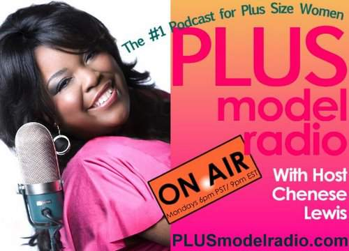 Chenese Lewis: Plus Model Radio