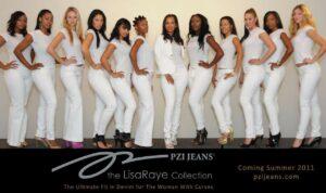 PZI Jeans Lisa Raye Collection